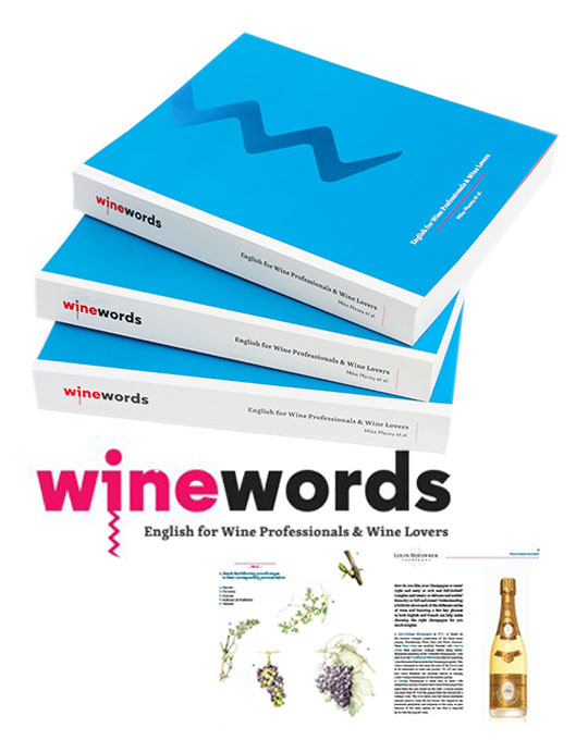 English for Wine Professionals & Wine Lovers